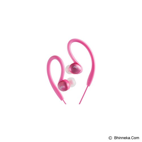JVC Proof Sport Headphones [HA-EBX5] - Pink - Earphone Ear Monitor / Iem